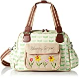 Pink Lining Blooming Gorgeous Zipper Bag...