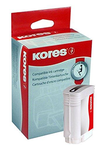Kores - cartouches d'encre hp rechargées C4844A, noir