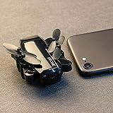 Jiayuane Aggiornato 801 Mini Drone Quadcopter pieghevole portatile RC con...