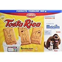 Tosta Rica Galletas - 860 g