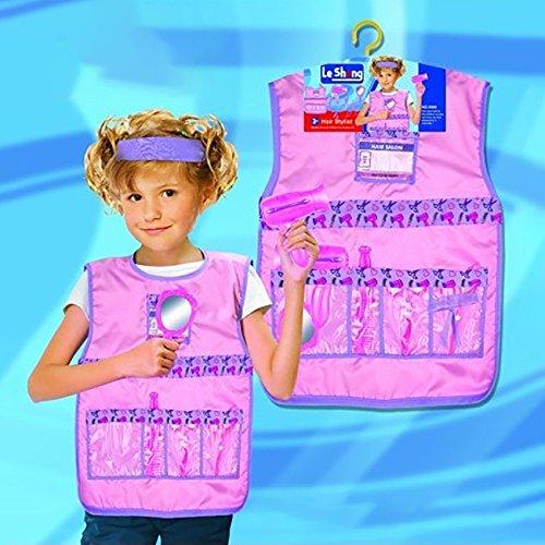 Spiele Party Kostüm - EZSTAX Kinder Kostüm Rollen Spiel Costume für Halloween Party Karneval,Friseur