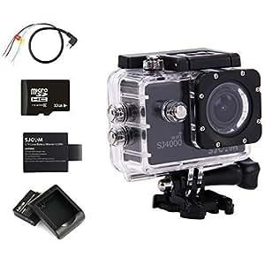 Boomyours SJCAM SJ4000 WiFi Edition 1080P Action-Sport Kamera
