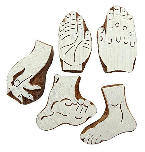 bois-pieces-textiles-de-timbres-de-bloc-dimpression-tampon-beaucoup-de-blocs-sculptes-5