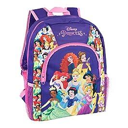 Principesse Disney – Zaino per Ragazze – Principesse Disney