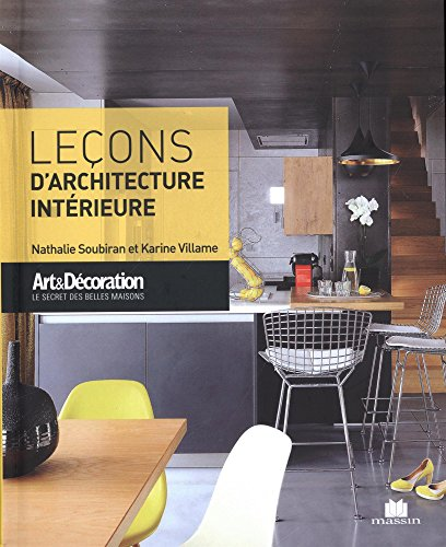Leons d'architecture intrieure