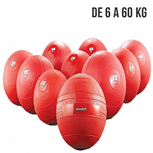 ELJQI - Slam Ball - Color Rojo