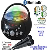 Best Cd Player For Girls - BLUETOOTH Portable Karaoke Machine & CD Player Review