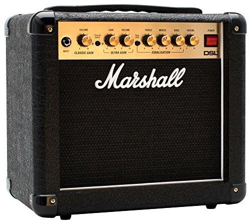 Marshall DSL 1 CR 1 Watt Vollröhren Combo Neue DSL-Reissue Serie -