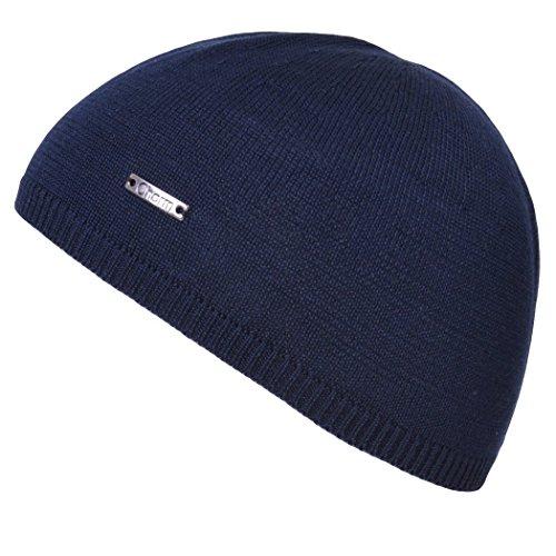 Casualbox Hommes 100% Soie crâne Chapeau Bonnet Chapeau Homme Dames Hiver
