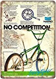 Toddrick HARO Master Freestyle BMX - Placa Decorativa para Bicicleta, Estilo Vintage, Estilo Retro, para Cocina, Bar, Pub, cafetería, cafetería, 20 x 30 cm