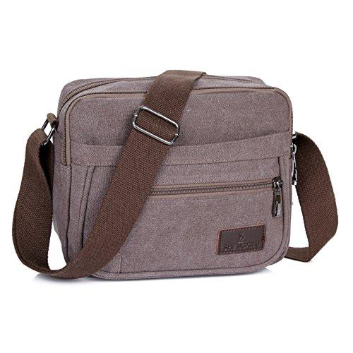 borsa di tela Ms./borsa a tracolla/Moda borsa sportiva per il tempo libero/piccola borsa coreana/Messenger Bag/Cross-package-F E