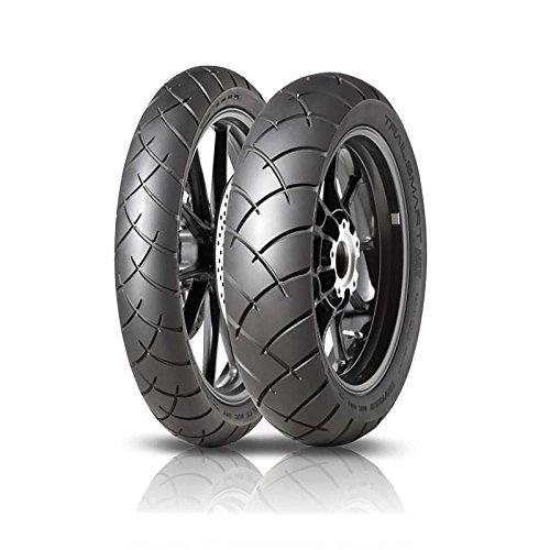 Coppia gomme pneumatici Dunlop Trailsmart Max 110/80 R 19 59V 150/70 R 17 69V