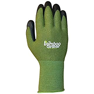 Atlas Gloves ATLASC5371S Bellingham Glove Bamboo Liner w - Nitrile Palm S