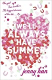 download ebook we'll always have summer by jenny han (3-may-2012) paperback pdf epub