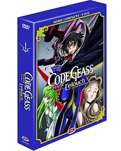 Code Geass - The Complete 1st SeasonEpisodi01-25 [4 DVDs] [IT Import]