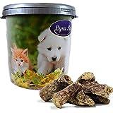 Lyra Pet 5 kg Rinderlunge Kausnack Hundefutter fettarm getrocknet in 30 L Tonne