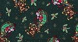 Baumwollstoff 115cm breit • Stoff Weihnachten • 13