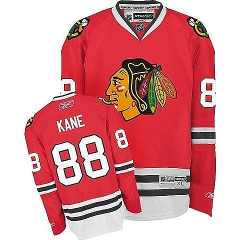 Patrick Kane Chicago Blackhawks Reebok NHL Jeunesse Youth Premier Maillot - Red