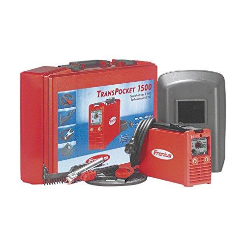 Preisvergleich Produktbild Fronius 4,075,110,630 Schweißgleichrichter TP 1500 TIG E-Hand fernbedienbar