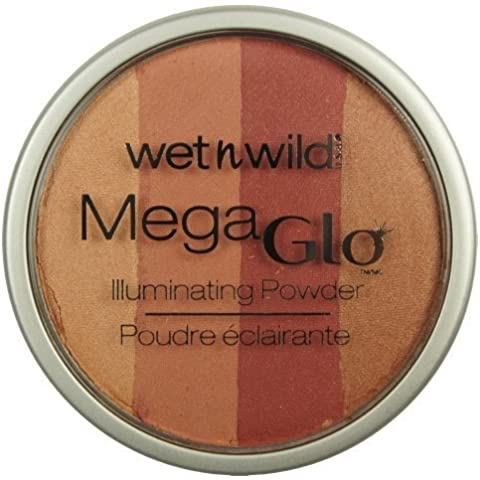 (3 Pack) WET N WILD Mega Glo Illuminating Powder -