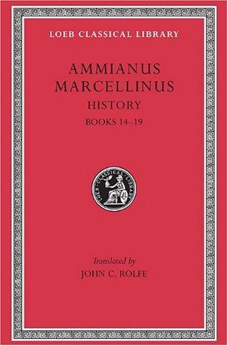Works: v.1: Vol 1 (Loeb Classical Library) por Ammianus Marcellinus
