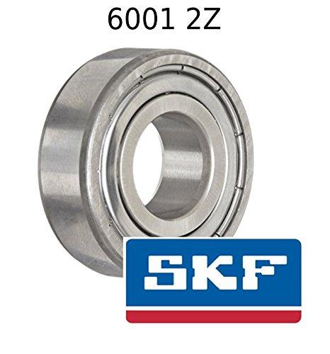 skf-6001-2z-223-gram-single-row-deep-groove-ball-bearing