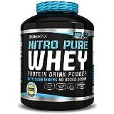 Biotech USA 10004010810 Nitro Pure Whey Protéine Saveur Caramel-Capuccino
