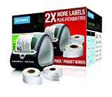 Dymo 1969977 Label Writer 450 Turbo Value Pack Aktionsbox inklusive 2 Etikettenrollen