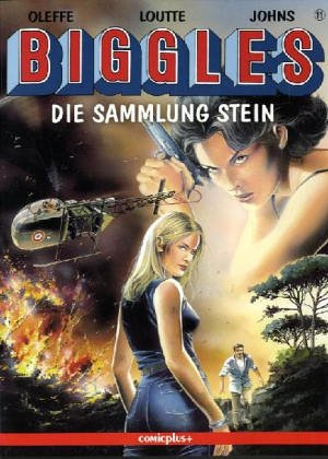 Biggles. Comic / Die Sammlung Stein (comicplus)