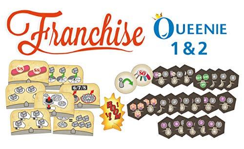 Queen Games 46555 - Franchise Queenie Set
