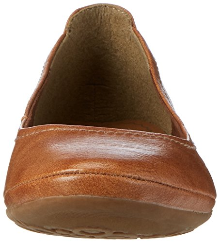 Tamaris 22148, Ballerines Femme Marron (NUT ANTIC 444)