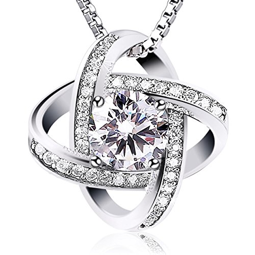 jrosee-925-sterling-silver-3a-cubic-zirconia-symmetric-loops-18-pendant-necklace