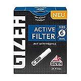 Gizeh Attivo Filtro Slim Filtro Carbone Attivo 34er