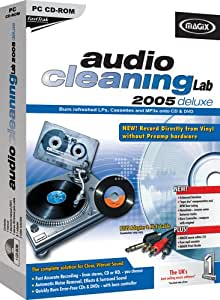 magix audio cleaning lab 2005 deluxe amazoncouk software