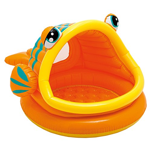 John Adams Leisure Lazy Fish Shade Baby Pool
