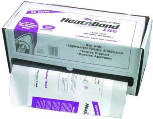 Unbekannt Thermoweb Heat 'n Bond Lite zum Aufbügeln Adhesive-White 17x 75YD -