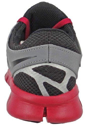 Sneaker Nike Free Run + 2 EXT Gris Rose Noir Gris Fuchsia black-black-cool grey-fuchsia (536746-001)