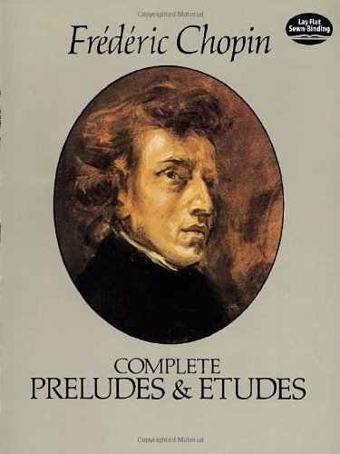 Complete Preludes and Etudes (Dover Music for Piano)