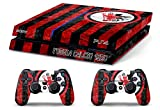 Skin PS4 HD FOGGIA CALCIO ULTRAS limited edition Playstation 4