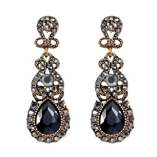 Orecchini Brillantiorecchini Di Zircone Di Moda Diamante-Encrusted Amore Cuore Orecchino Per Le Ragazze Anniversario