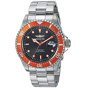 Invicta 22022 Pro Diver Reloj para Hombre acero inoxidable Cuarzo Esfera
