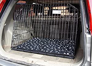 Nissan X Trail For Dogs >> NISSAN XTRAIL SLOPED CAR DOG CAGE TRAVEL CRATE PUPPY BOOT ...