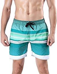 535e32c7 Amazon.co.uk: Turquoise - Swimwear / Men: Clothing