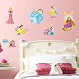 RoomMates Disney – Princesas de la amistad – Adhesivo de Pared, multicolor