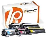 Bubprint 5 Toner kompatibel für Brother TN-230 TN230 TN 230 für DCP-9010CN HL-3040CN HL-3070CW MFC-9120CN MFC-9320CW Schwarz Cyan Magenta Gelb