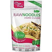 10x Rawpasta Konjac Noodles, 200gr / paquetito
