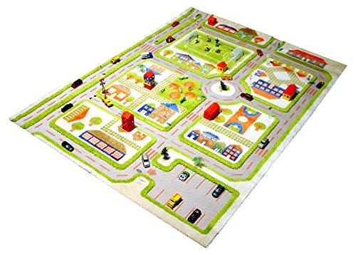 little-helper-trafficgreen-de-80100-ivi-tappeto-da-gioco-per-bambini-ipoallergenico-in-3d
