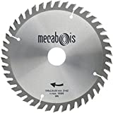 Mecabois - Lame de scie circulaire au carbure de finition et de Grande longévité -Ø(mm)235 / Alésage : 30 / Epaisseur : 3.2 / No