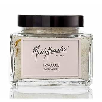 Maddi Alexander Soaking Salts, Frivolous 200 g