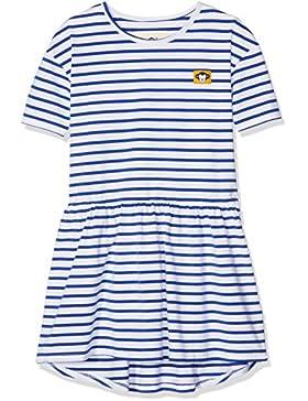 Ben & Lea Sommerkleidung für Kinder, Mädchen Freizeit Outfit in blau weiß gestreift
